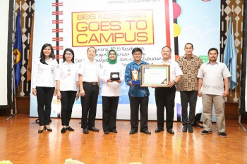 BPJS Kesehatan Goes to Campus Universitas Padjajaran